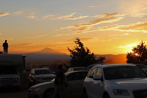 02-Mt Jefferson and Sunset Aug 20